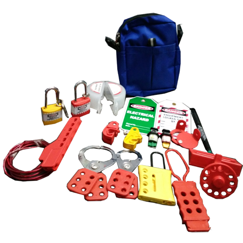 Lockout Tagout Product लॉकाउट टैगआउट उपकरण Safety House