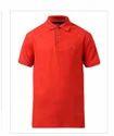 Supima Dark Red T Shirt