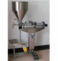 Semi-Automatic Viscous Filling Machine
