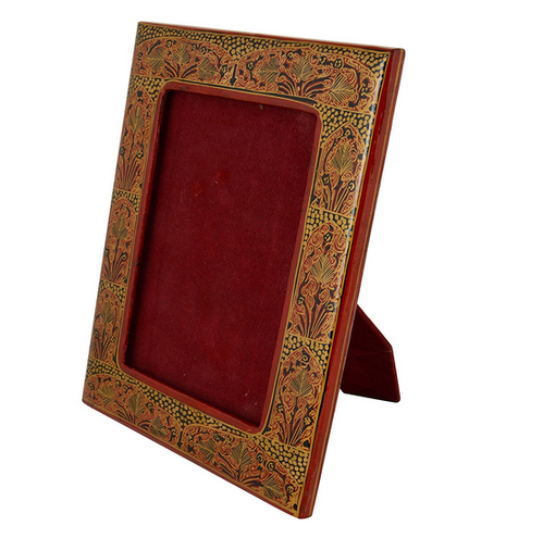 Handmade Paper Mache Photo Frames 23 Cm X 17 Cm X 2 Cm At Rs 650