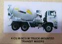 Sunbeam Truck Mounted Concrete Mixer