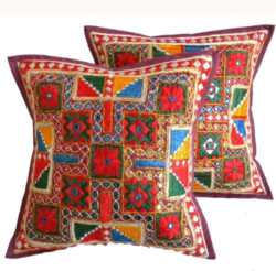 Ari Work Handcrafted Cushion Cover