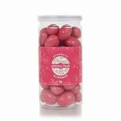 Ottimo Hub 6 Months Strawberry Almonds, Packaging Type: Plastic Jar, Packaging Size: 125 Grams