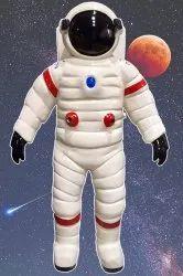 CUSTOM Astronaut Space Amusement Park Theme Park ISRO NASA FEC Decoration Prop Sculpture Artifact