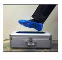 Silver Bio-x Shoe Cover Dispenser