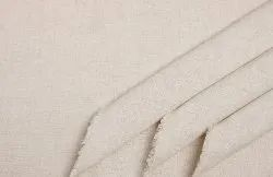 Blended Natural Linen Look Curtain, Cushion Cover Fabric, For Sofa, 325
