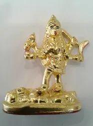 Gold Plated Mahakali
