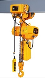 2 Ton Chain Hoist With Central Trolley
