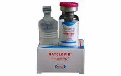 Injection Natco Natclovir, Packaging Type: Vial & Strip