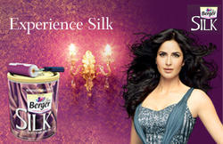 Berger Silk Paint