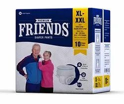 Friends Adult Diaper Pants (XL-XXL)