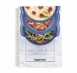 Tupperware Wave Stack Cooker Recipe Book