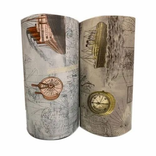 Mobile Lamination printed Film Roll