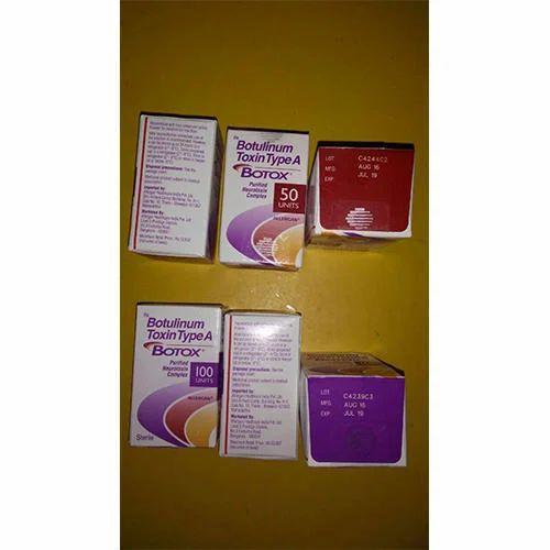 foto de Allergan Cosmetics - Botulinum Toxin Type A, As Prescribed By ...