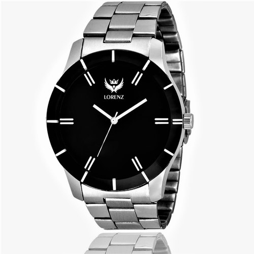 d84f8321573f Lorenz Casual Fit Black Dial Men s Analog Wrist Watch- MK-1066A at ...