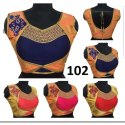 Women Stylish Colored Blouses