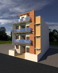 86 Concrete Frame Structures Residential Construction Services, Mohali, Turnkey Projects