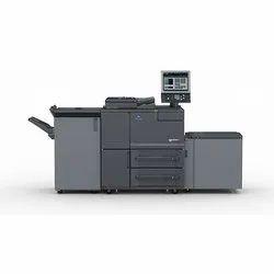 柯尼卡美能达Bizhub Pro 1100单色生产打印系统