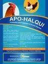 APO-HALQUI (Halquinol 12.5 % Powder)