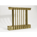 Wooden Railing Baluster