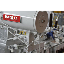 MSC Three Phase Power Transformer