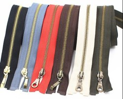 Metal Zipper No 5 Close End