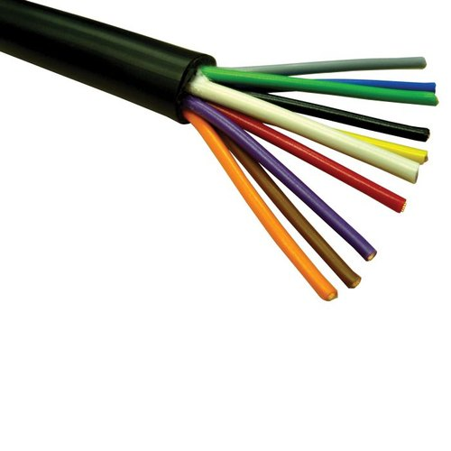 Copper Single And Three Phase PVC Flexible Cables