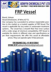 FRP Vessel