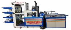 Automatic Eco Friendly Bag Making Machine