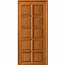 Ten Panel Wooden Door