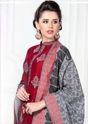 Ladies Banarasi Silk Suits