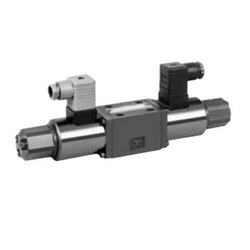 Hydraulic Shockless Type Directional Control Valve