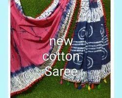 Girraj Printers Party Wear Shibori Printed Saree With Blouse