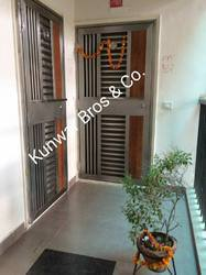 Stainless Steel Front Doors