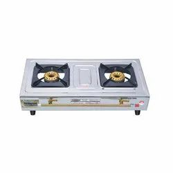 Biogas Stove Super Deluxe Double Burner