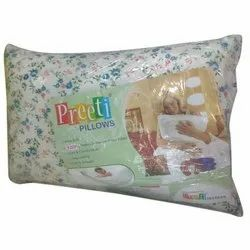 Preeti Printed Pillow, Shape: Rectangular