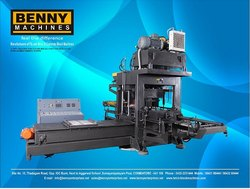 Fully Automatic Concrete Paver Block Machine