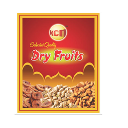 Printed Dry Fruits Packaging