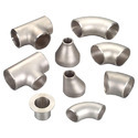 Nascent Stainless Steel Buttweld Fitting 316l, For Gas Pipe