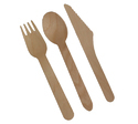 Birchwood Biodegradable Spoon and Fork
