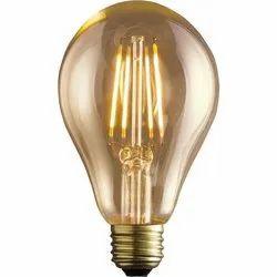 Warm White Decorative LED Bulb, For Home,Hotel, 12 V