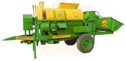 Auto Feeding Multicrop Cutter Thresher Machine
