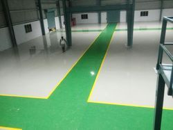 Self Leveling Epoxy Coating Service