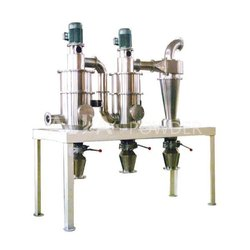 Laboratory Air Classifier