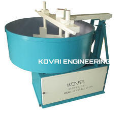 Color Pan Mixer Machine