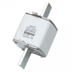 BSLV Industrial Fuses, 2 A To 1250 A