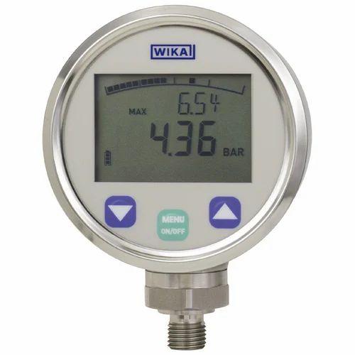 Wika Digital Pressure Gauges, DG-10, Rs 25000 /unit APICS Global Systems & Solutions   ID: 20161830912