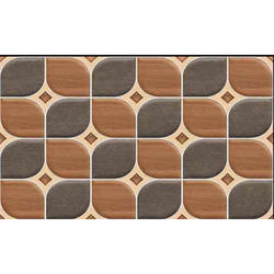 Ceramic Multi Color Wall Tile, 8 - 10 Mm