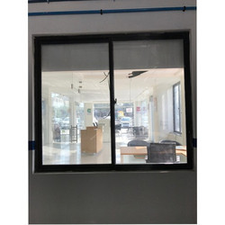 Aluminium Sliding Window 38x19x1.2 mm Section