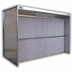 Mild Steel Paint Booth